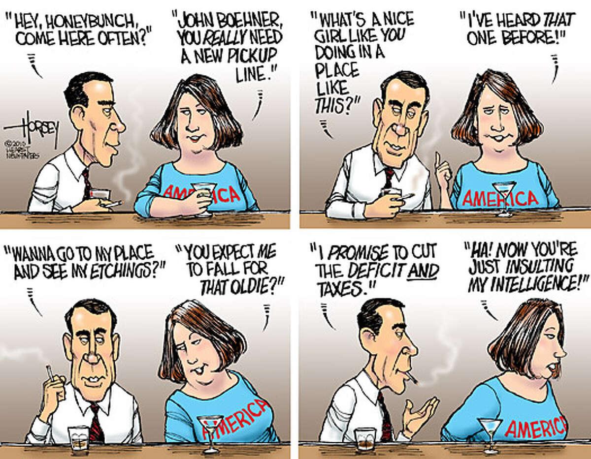 John Boehner, Congressional Casanova