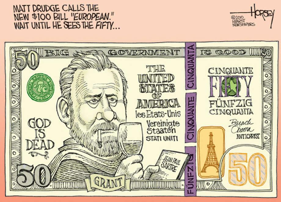 The European $50 bill