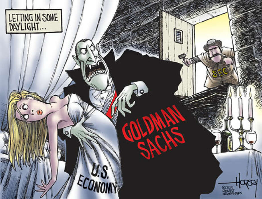 On Goldman Sachs and the U.S. economy