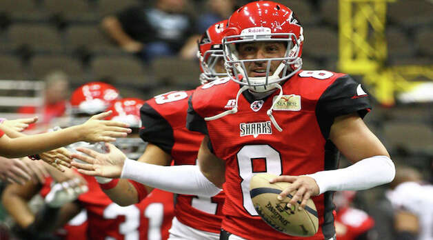 Aaron Garcia looks to be the quarterback for the 2012 San Antonio Talons. Photo: Chris Fowler Photography