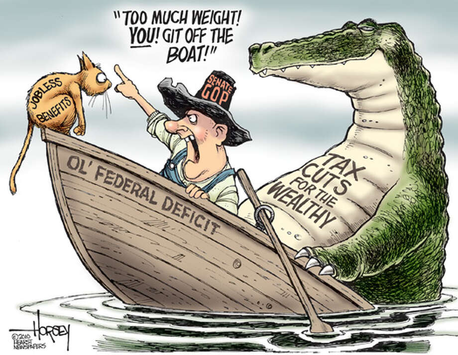 Sinking the ship of state - SFGate