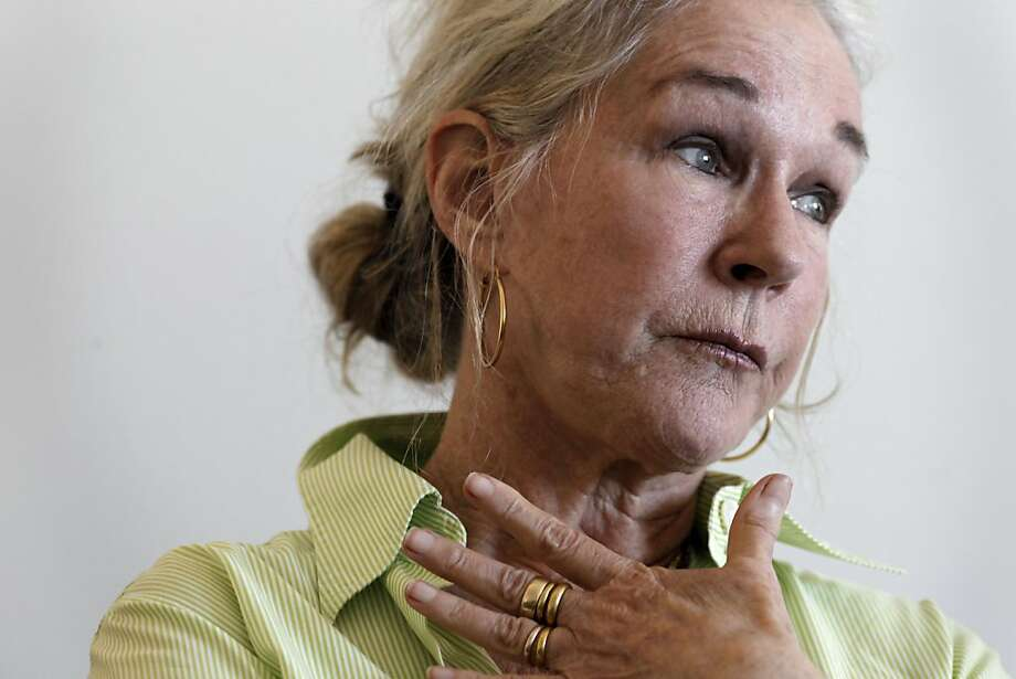 Susie Tompkins Buell, at her home in San Francisco, Ca. on Tuesday Feb. 14, 2012.  Buell, one of the country's most generous political donors, has long used her checkbook and her compassion to sway Democratic politics on the national scene. Photo: Michael Macor, SFC