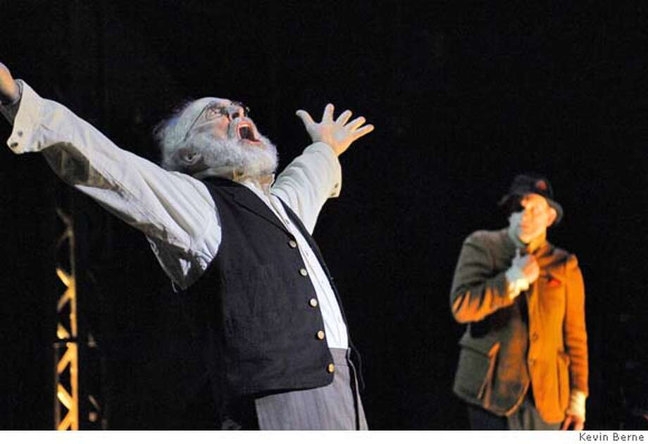 Photo credit: Kevin Berne Photo 1 Jeffrey DeMunn as King Lear Photo: Kevin Berne