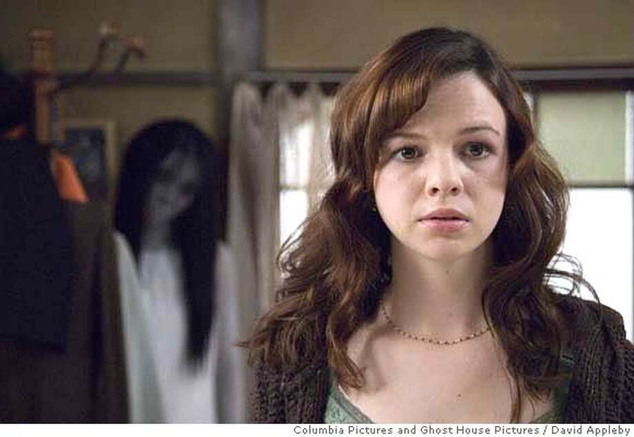 DF-05029 - Amber Tamblyn stars in Columbia Pictures and Ghost House Pictures� thriller The Grudge 2.  Photo Credit: David Appleby Copyright:� 2006 GHP 4 � Grudge 2, LLC Photo: David Appleby