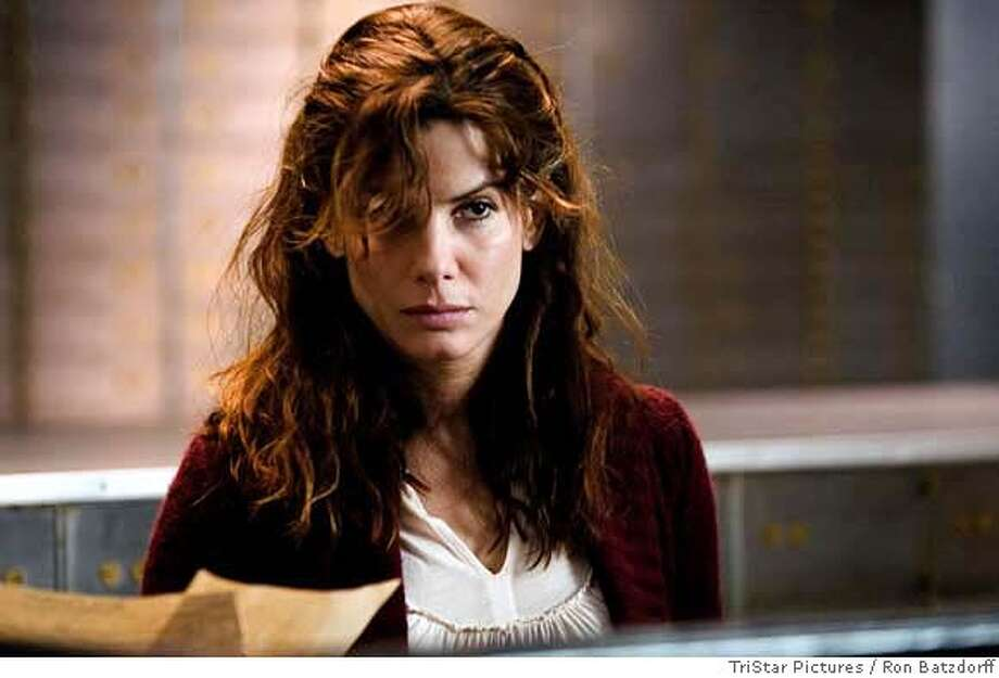 "In this photo provided by TriStar Pictures, Sandra Bullock stars as Linda in ""Premonition."" (AP Photo/TriStar Pictures/Ron Batzdorff) NO SALES. NO MAGAZINES. Photo: Ron Batzdorff"