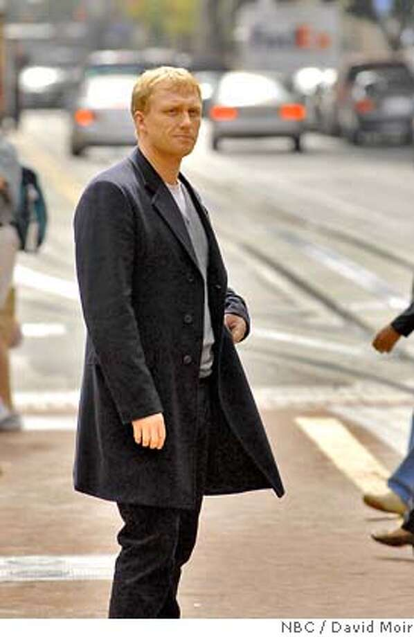 "JOURNEYMAN -- ""Game Three"" Episode 102 -- Pictured: Kevin McKidd as Dan Vasser -- NBC Photo: David Moir Photo: David Moir"