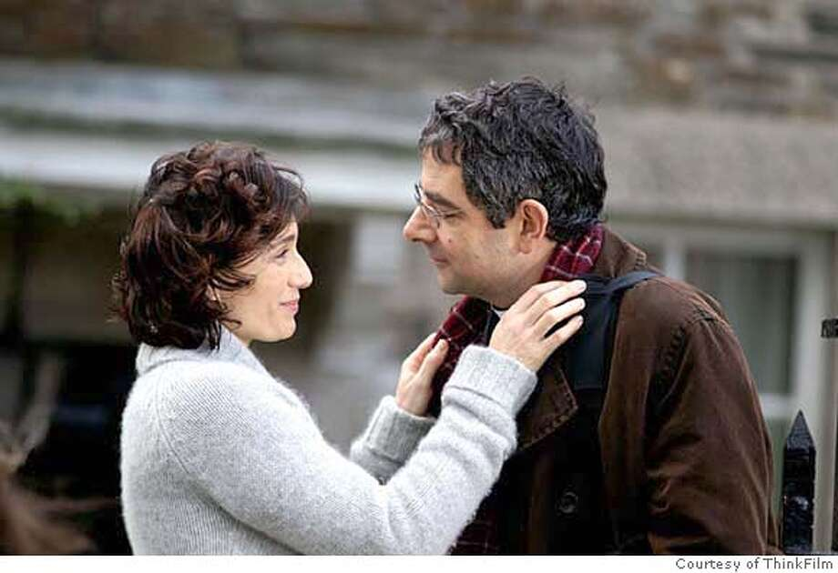 Kristin Scott Thomas and Rowan Atkinson in ThinkFilm's Keeping Mum - 2006 Photo: ThinkFilm's
