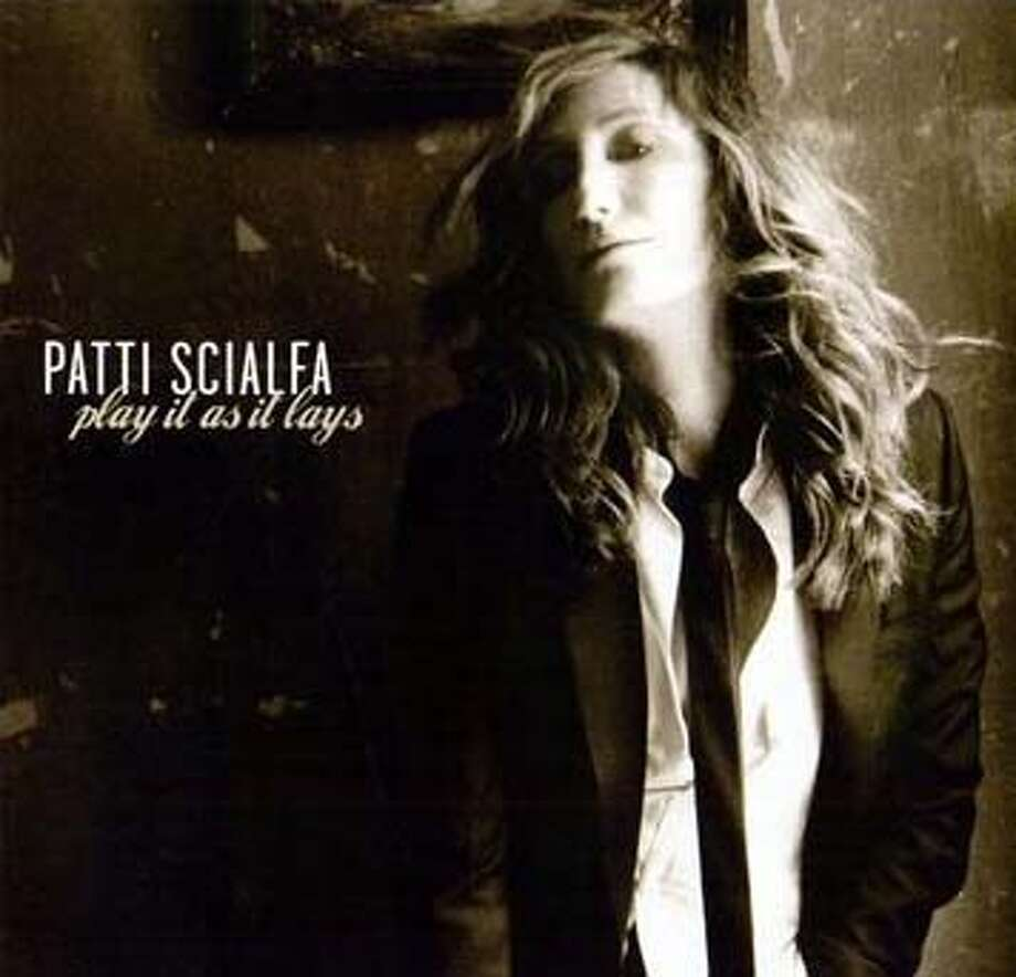 "Patti Scialfa's ""Play It As It Lays"""