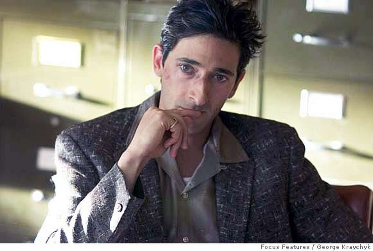 DF-00203 � Adrien Brody stars in Allen Coulter's, HOLLYWOODLAND, a Focus Features release. Photo by George Kraychyk.