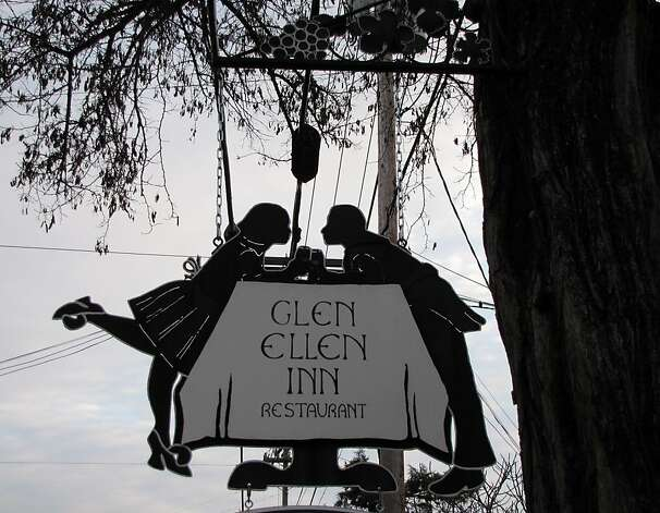 Glen Ellen Inn Restaurant serves up American fare with French influences. Photo: Stephanie Wright Hession