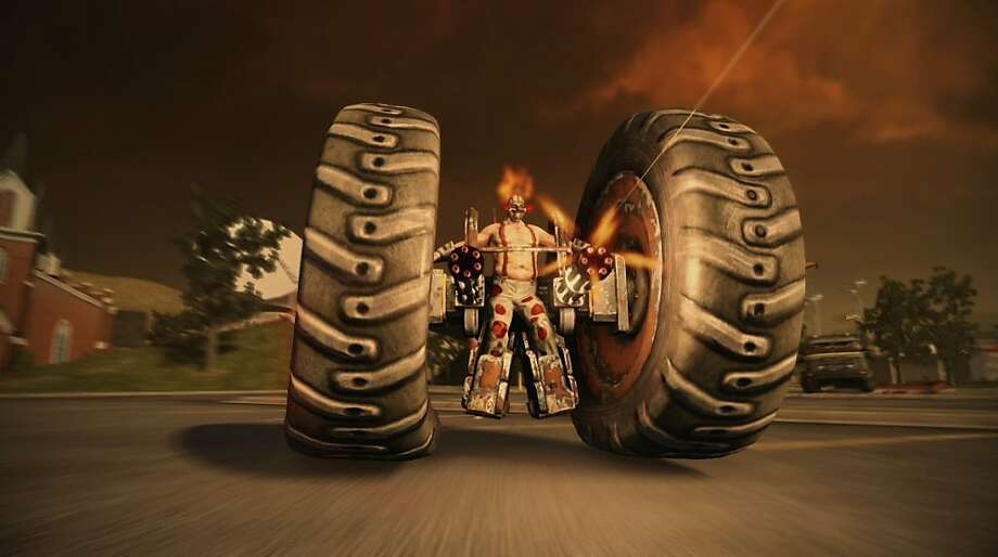 "From ""Twisted Metal"" Photo: Scea"