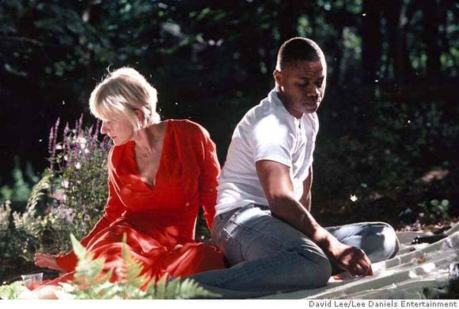 "(NYT49) UNDATED -- July 19, 2006 -- DANIELS-SHADOWBOXER-2 -- Helen Mirren and Cuba Gooding Jr. play assassins and lovers (and stepmother and stepson) in Lee Daniels�s ""Shadowboxer."" Daniels makes no apologies for the ambition of his films. (David Lee/Lee Daniels Entertainment via The New York Times) EDITORIAL USE ONLY - MAGS OUT/ - FOR USE ONLY WITH STORY SLUGGED: DANIELS-SHADOWBOXER BY LOLA OGUNNAIKE - ALL OTHER USE PROHIBITED XNYZ; EDITORIAL USE ONLY - MAGS OUT/ - FOR USE ONLY WITH STORY SLUGGED: DANIELS-SHADOWBOXER BY LOLA OGUNNAIKE - ALL OTHER USE PROHIBITED Photo: DAVID LEE/LEE DANIELS ENTERTAINM"