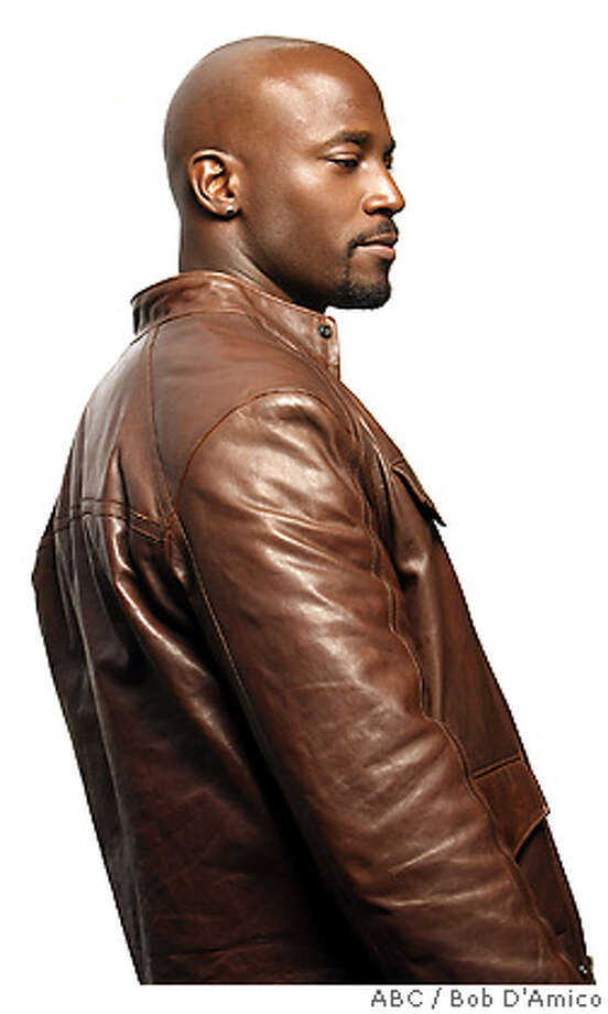 "cutout.  DAY BREAK - ABC's ""Day Break"" stars Taye Diggs as ""Detective Brett Hopper."" (ABC/BOB D'AMICO)3 Bob D'Amico Photo: BOB D'AMICO"