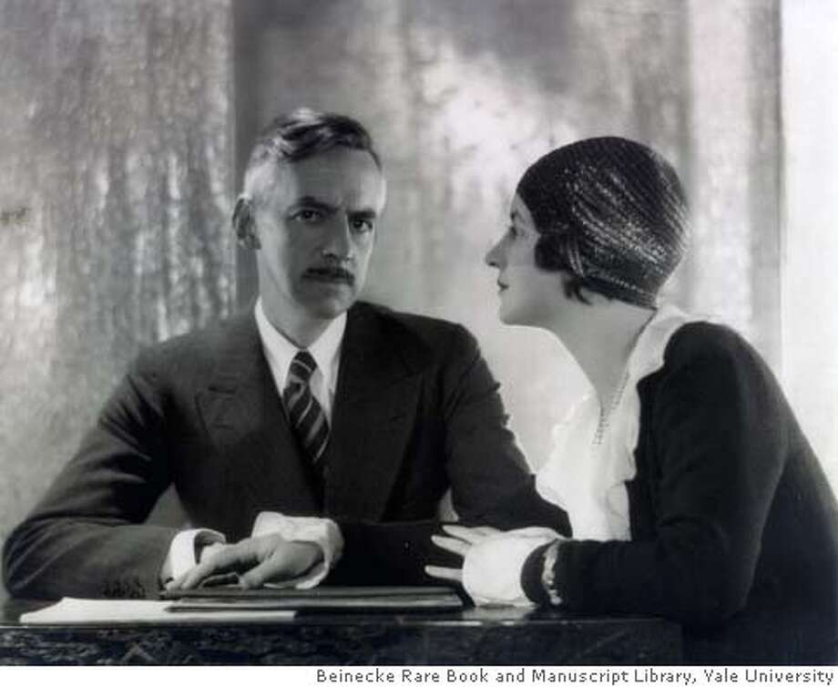 Eugene O�Neill married his third wife, actress Carlotta Monterey, in 1929. In the winter of 1937, the pair settled into Tao House, an isolated mountain retreat in Danville, California, where he would write three of the greatest plays ever written by an American. On Monday, March 27, AMERICAN EXPERIENCE premieres Eugene O�Neill on PBS (check local listings). Credit: Beinecke Rare Book and Manuscript Library, Yale University Photo: X