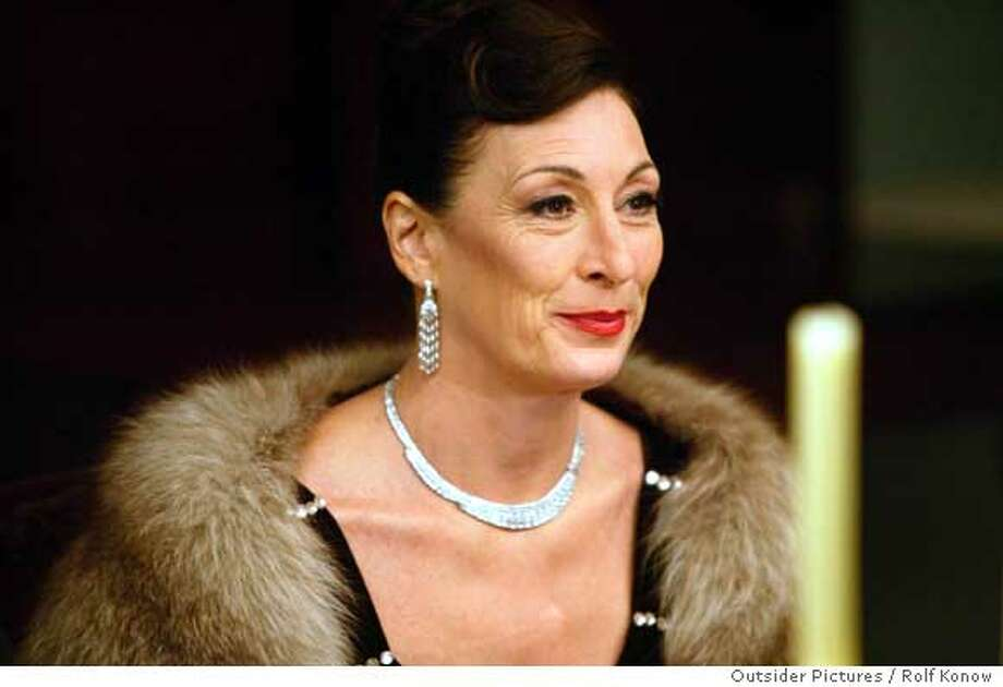 "Anjelica Huston plays a Broadway angel investor named Lottie Oswood in Julia Taylor-Stanley's ""These Foolish Things,"" opening Friday.  Adams Æbler  M&M Production  Ulrich Thomsen  Instruktør Anders Thomas Jensen  Photo Credit:Rolf Konow  Adams bler  M&M Production  Ulrich Thomsen  Instruktr Anders Thomas Jensen  Photo Credit:Rolf Konow  Adams Æbler  M&M Production  Ulrich Thomsen  Instruktør Anders Thomas Jensen  Photo Credit:Rolf Konow  Ran on: 08-12-2007  Monique Hennessy and Jean-Paul Belmondo in Jean-Pierre Melville's crime thriller &quo;Le Doulos,&quo; playing Friday through Aug. 23 at the Castro Theatre in San Francisco.  Ran on: 08-17-2007  Anjelica Huston hams it up as a rich American backing a young playwright in the foolish &quo;These Foolish Things.&quo; Photo: Rolf Konow Rolf Konow"