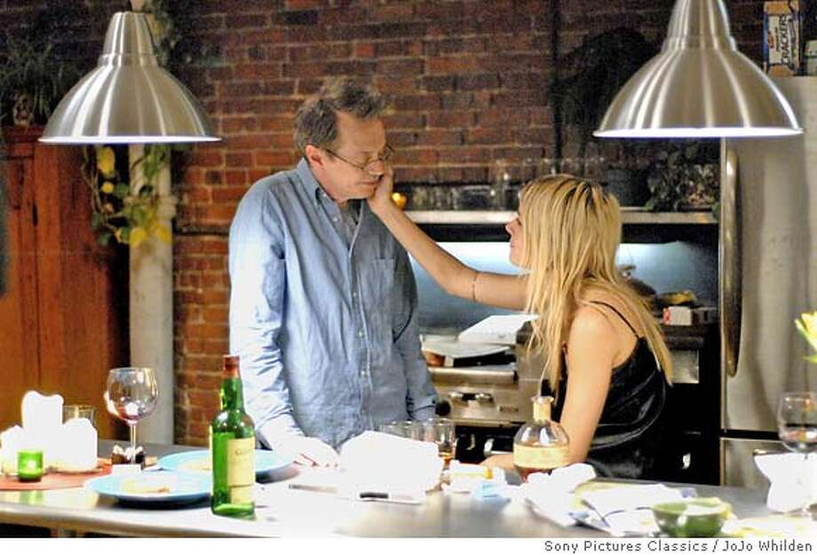 Left: Steve Buscemi as Pierre Peders	Right: Sienna Miller as Katya  Photo by JoJo Whilden � 2007 Cinemavault, courtesy Sony Pictures Classics. All Rights Reserved. Photo: -
