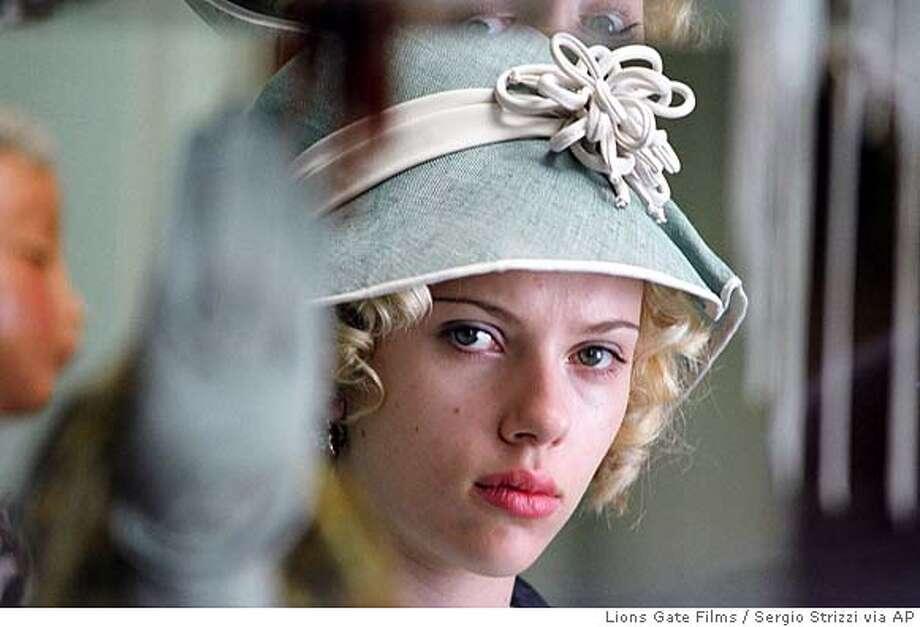 Scarlett Johansson's First Lady