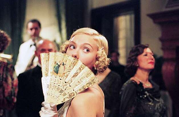 Scarlett Johansson as Meg Windermere in A GOOD WOMAN. Photo credit: Sergio Strizzi Photo: X