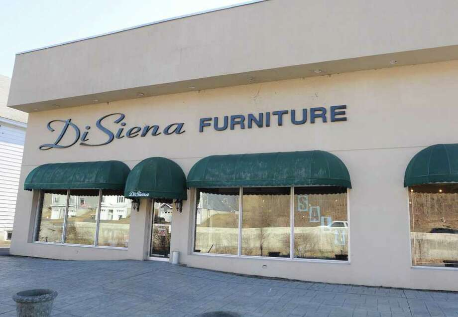 Elegant Solar Panels Are Installed On DiSiena Furniture On Thursday, Feb. 9, 2012 In