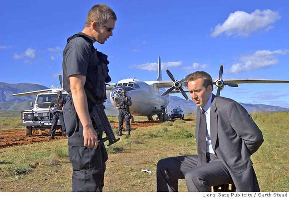 """Lord of War""(2005)Available: Aug. 17 on Netflix Photo: Garth Stead"