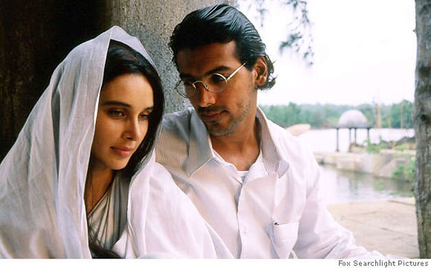 L-R: Lisa Ray and John Abraham in WATER Fox Searchlight PicturesRan on: 04-28-2006  Lisa Ray and John Abraham play a confined widow and her beloved in Deepa Mehta's &quo;Water.&quo; Photo: Fox Searchlight Pictures