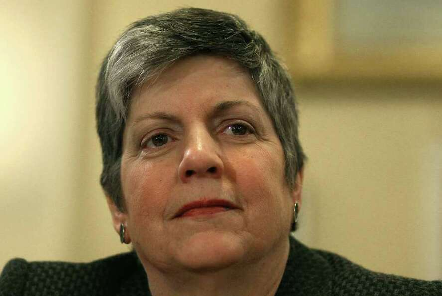 9. Homeland Security Secretary Janet Napolitano