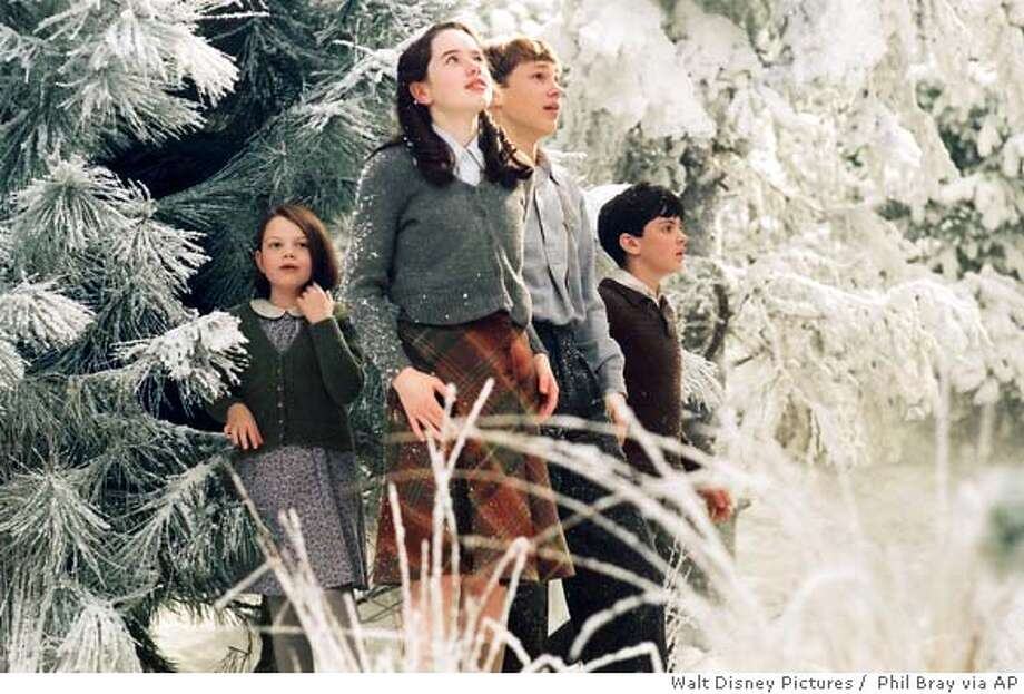 Warning: Though 2005's 'The Chronicles of Narnia' might make you think otherwise, your closet doesn't have a secret passageway to a magical land of make-believe. Photo: PHIL BRAY