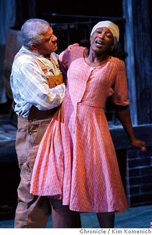 REVIEW / Zoot-suited cast sets Harlem slang to song in Hurston's