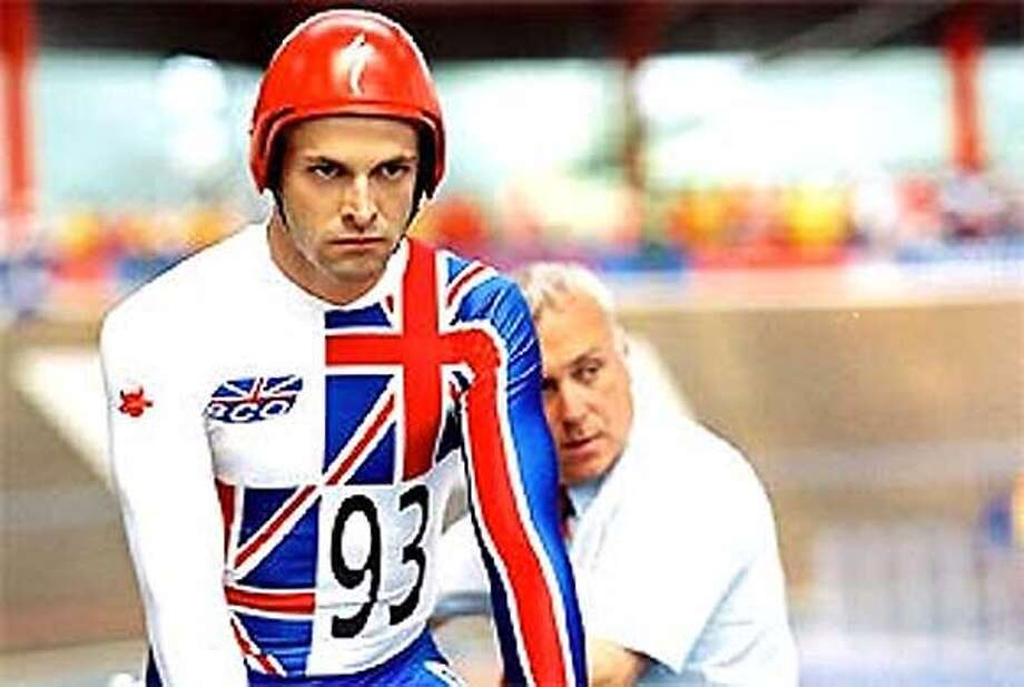 "Jonny Lee Miller in ""The Flying Scotsman"" 2006  Ran on: 04-29-2007  Jonny Lee Miller plays a racing champ in &quo;The Flying Scotsman.&quo; Photo: MGM-UA"