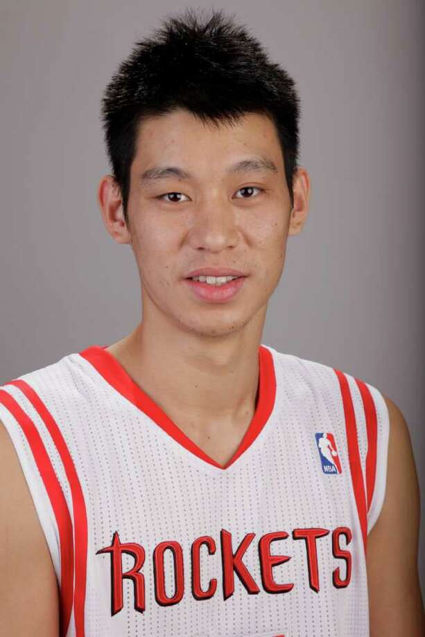 Houston Rockets' Jeremy Lin during their NBA basketball media day Thursday, Dec. 15, 2011, in Houston. (AP Photo/David J. Phillip) Photo: David J. Phillip / AP
