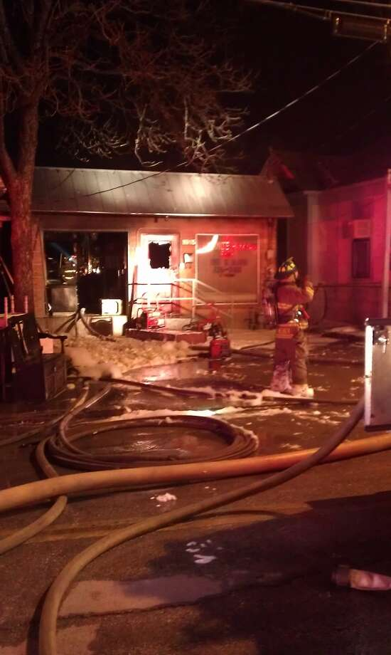 The Fire Was Extinguished In Less Than Hour But Much Of Small Home