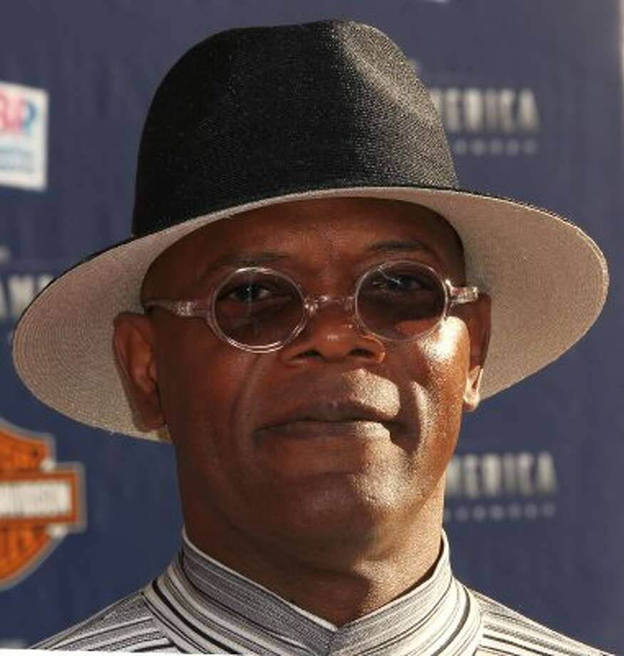 Samuel L. Jackson completed rehab in 1991.  (Frederick M. Brown / Getty)