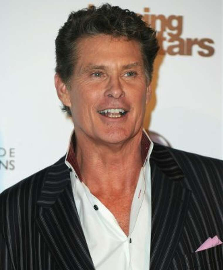 David Hasselhoff's daughter once posted a video of him drunk to the internet.  (Alberto E. Rodriguez / Getty Images)