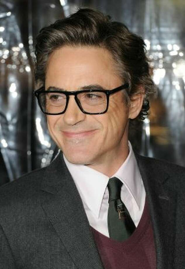 Robert Downey Jr. spent some time in prison, but is now apparently sober.  (Jason Merritt / Getty Images)