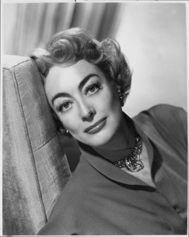 Joan Crawford's daughter wrote an entire book about her mother's alcohol addiction.