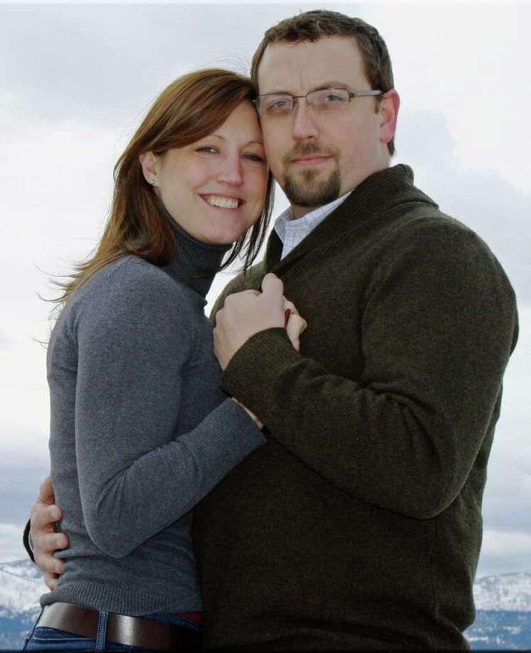 Elizabeth Anna Covelli; Alexander Leventon Metcalf Photo: Contributed Photo