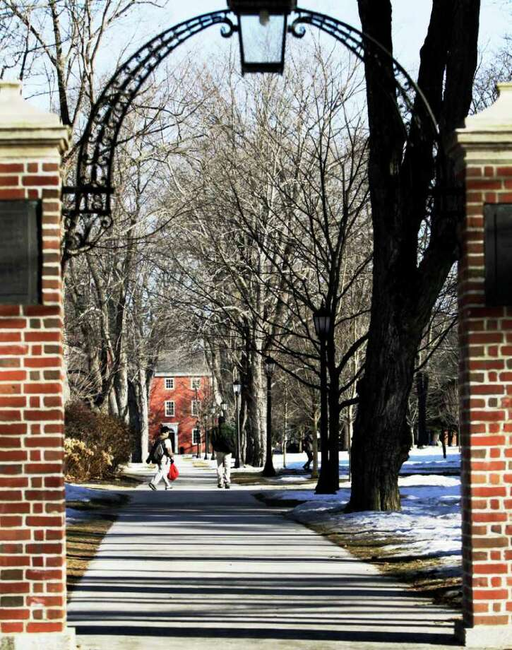 Liberal Arts collegeBrunswick, Maine Photo: Pat Wellenbach, AP / AP