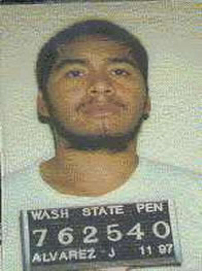 Juan Jose Alvarez, 38, is currently wanted by the Department of Corrections. Alvarez, a Texas native, was convicted of vehicular homicide in Adams County. Anyone with information can contact the Department of Corrections at 866-359-1939 or by visiting doc.wa.gov. Photo: Department Of Corrections Photo