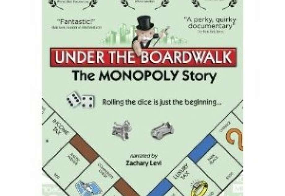 dvd cover UNDER THE BOARDWALK: THE MONOPOLY STORY Photo: New Video Group, Amazon.com