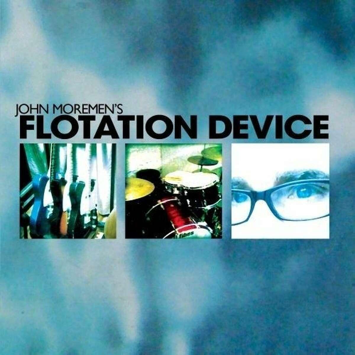CD cover for John Moremen's