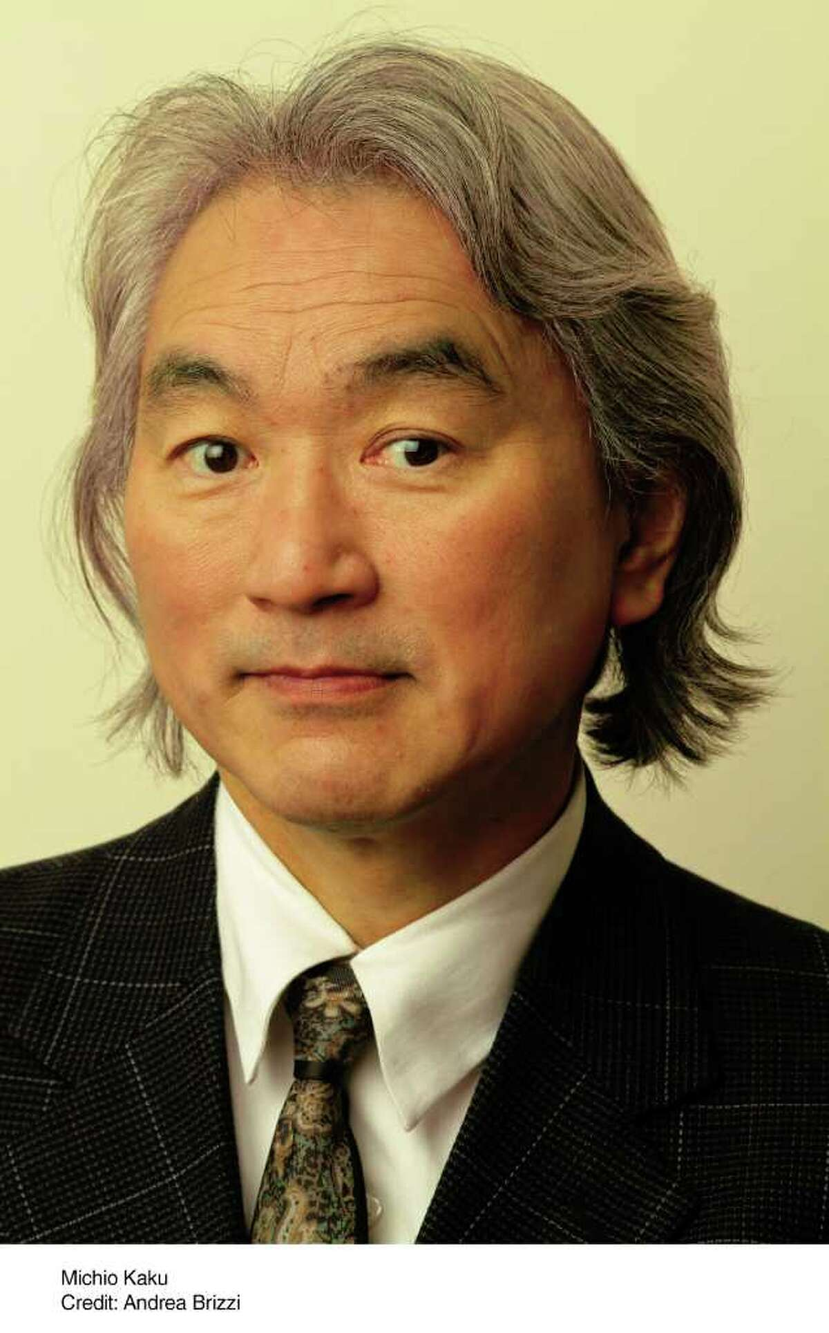 Physicist and author Michio Kaku will speak at the University at Albany Tuesday.