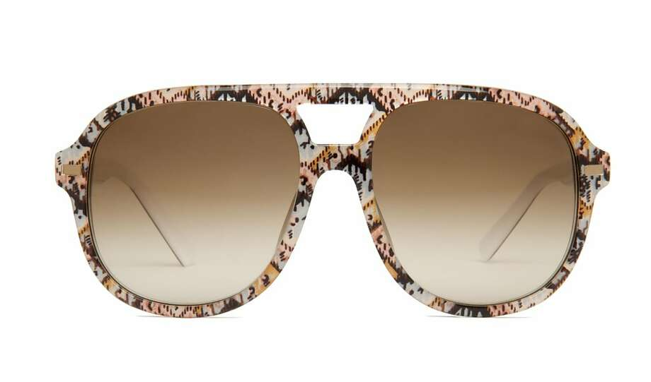 Thes Warby Parker frames designed in collaboration with fashion label SUNO are $175 (www. warbyparker.com). Photo: Warby Parker