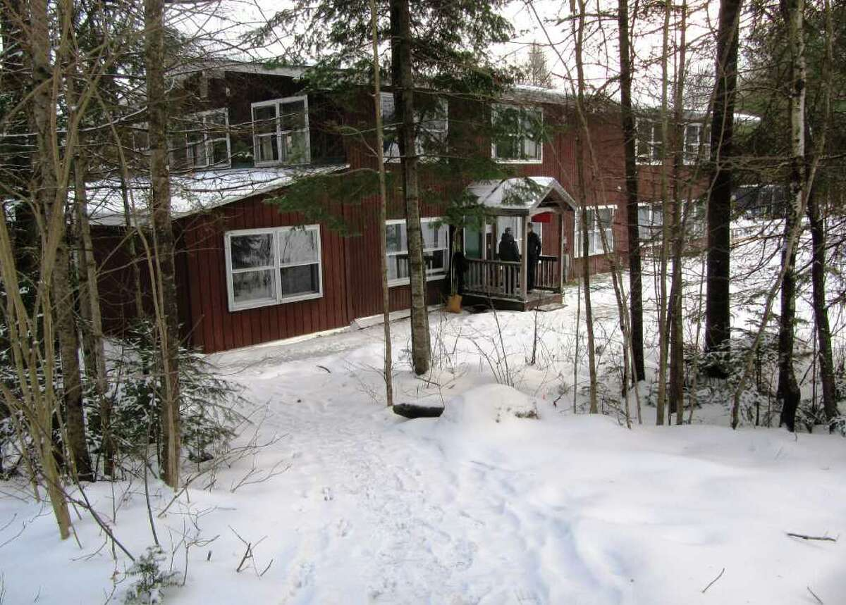Before the Craftsbury Outdoor Center was an outdoor center, it was a preparatory school. Today, the two dorms have been renovated to serve as guest lodging.
