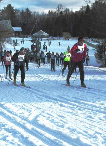 The Craftsbury Outdoor Center hosted the 31st annual Craftsbury Marathon, the largest Nordic skiing event in the East.