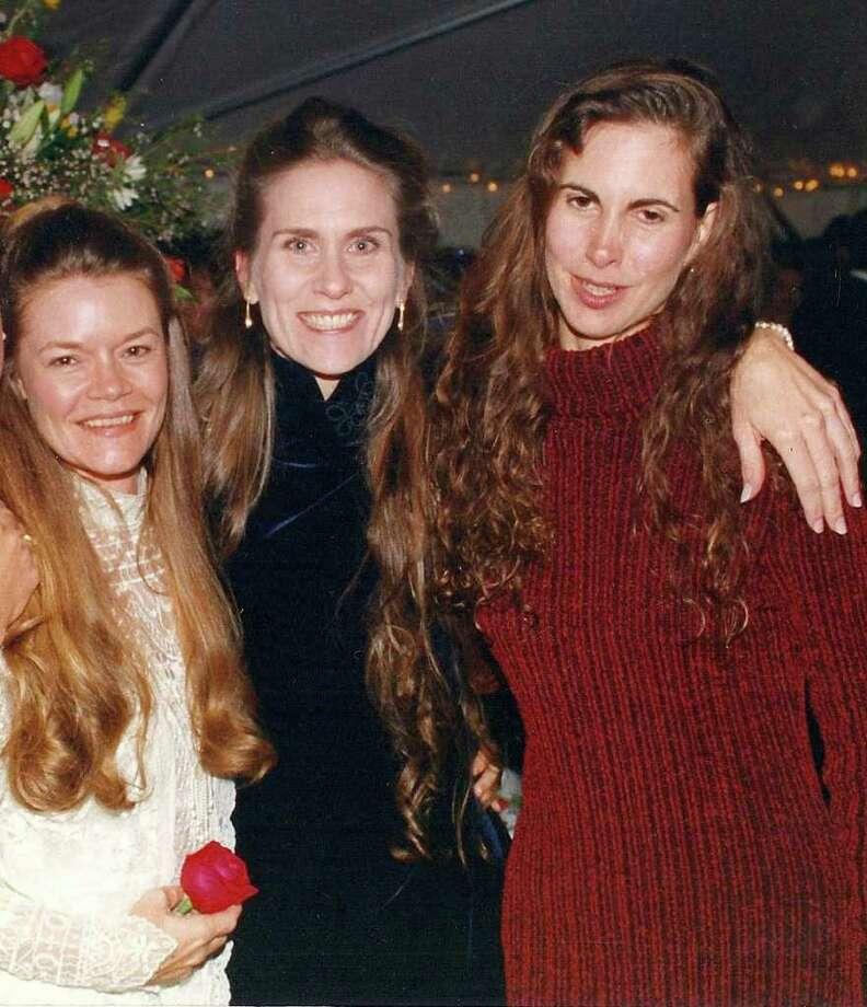 Barbara Jeske, Karen Unterreiner and Pamela Cafritz.