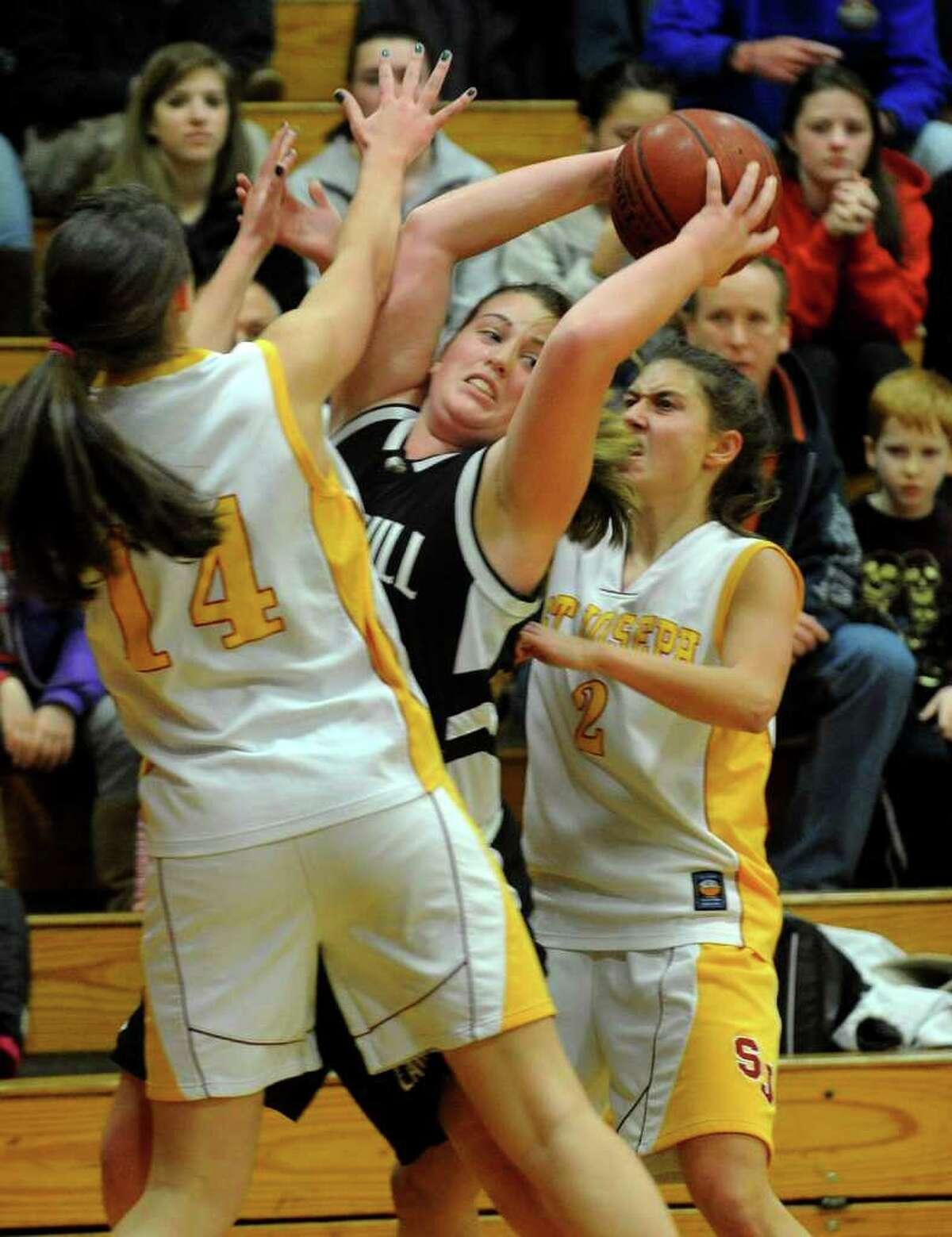 High school girls basketball: Where has the game gone?