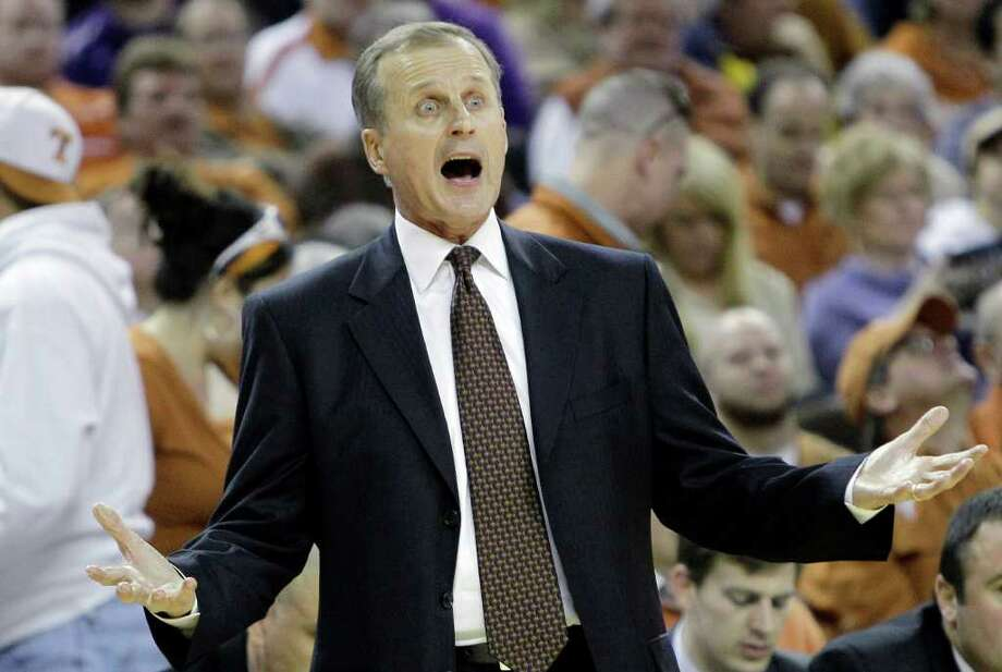Texas coach Rick Barnes' conflict with freshman point guard Myck Kabongo seems to have had a positive influence on Kabongo's play. Photo: Eric Gay, Associated Press
