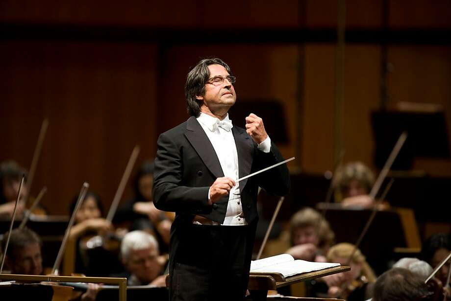 By far the best visiting orchestra was the Chicago Symphony, under Riccardo Muti. Photo: Todd Rosenberg