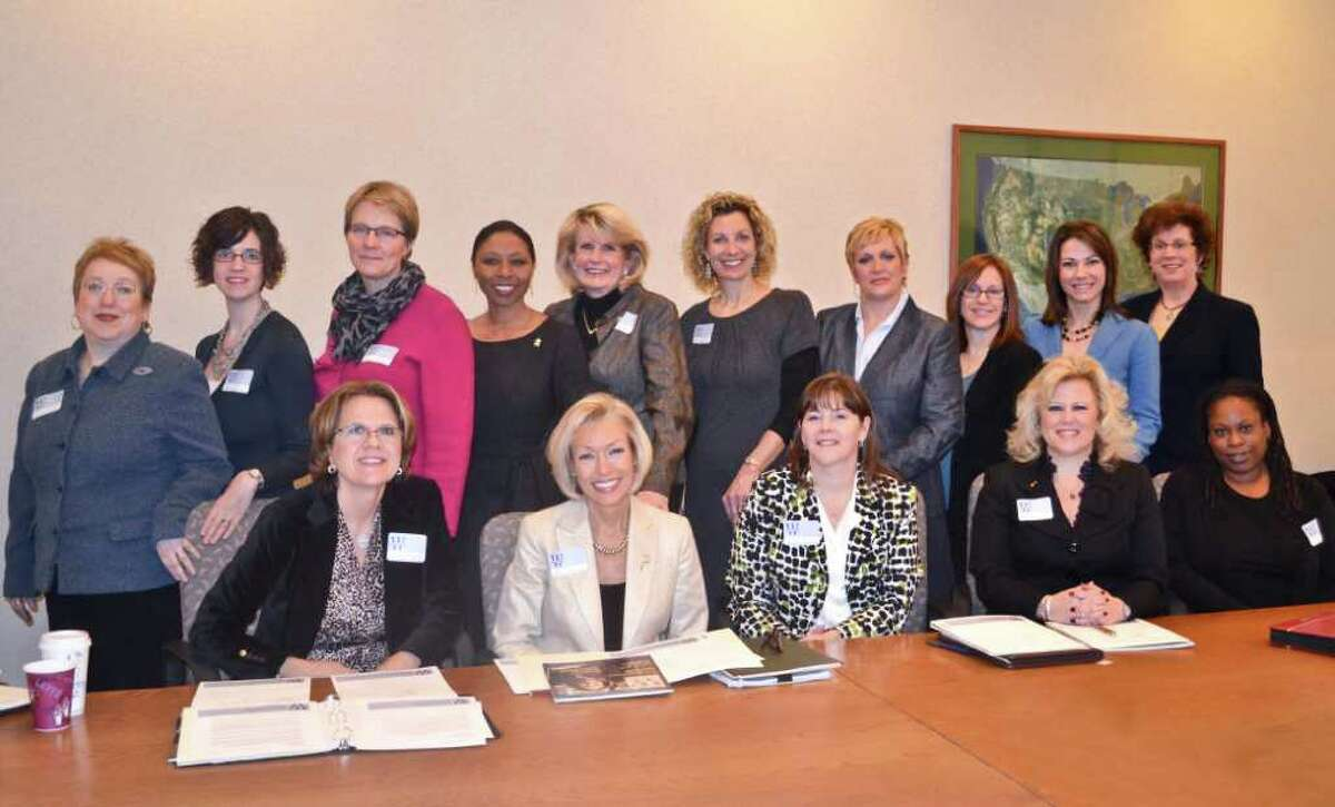 Capital Region Women@Work, a magazine launched in November and devoted to professional women, has created its first advisory board. Chairwoman Anne Saile runs the Saile Group and also chairs the Capital Region Women Presidents? Organization. Other board members include Marri Aviza, president, Rumors Salon and Day Spa; Deb Best, owner of Deb Best Practices; Kristen Berdar, partner, BST; Nancy Carey Cassidy, executive vice president and COO, Picotte Companies; Karin Carr, vice president for institutional advancement, The College of Saint Rose; Andrea Crisafulli-Russo, president, Crisafulli Bros. Plumbing & Heating; Heather Ford, vice president of business banking, KeyBank; Kathleen Godfrey, founder, Godfrey Financial Associates; Lakia Green, owner, One Spark Consulting; Ann Hughes, anchor, Fox23 News; Theresa Marangas, partner, Wilson Elser Moskowitz Edelman & Dicker; and Susan Mehalick, city desk editor, Times Union; Janet Reynolds, executive editor, Times Union Magazine Division; Lydia Rollins, first vice president, Morgan Stanley Smith Barney; Curran Streett, program director, Pride Center of the Capital Region; and Gail Wilson-Giarratano, CEO, Girls Inc.