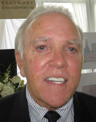 Robert N. Helms Jr., chairman, president and chief executive of Victory Healthcare, attends the groundbreaking ceremony for the estimated $17 million Victory Medical Center, to be built at 3625 Dowlen Road. The medical center will cater to neurological and spinal care needs and is being developed in association with Golden Triangle Neuro Care.  Dan Wallach/The Enterprise